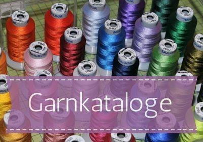 Garnkataloge (1)