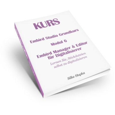 Studio GK 6 Embird Manager und Editor