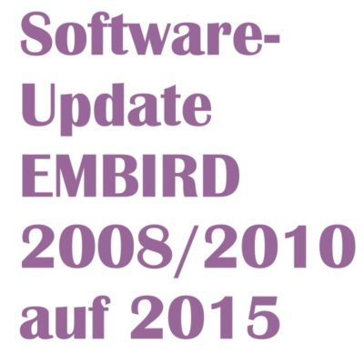 Update 200810 auf 2015