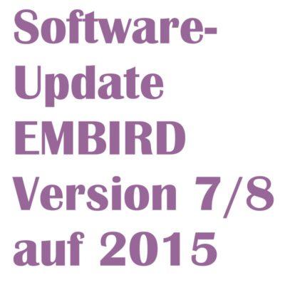 Update v78 auf 2015