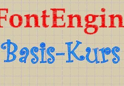 FontEnginge Basis Kurs