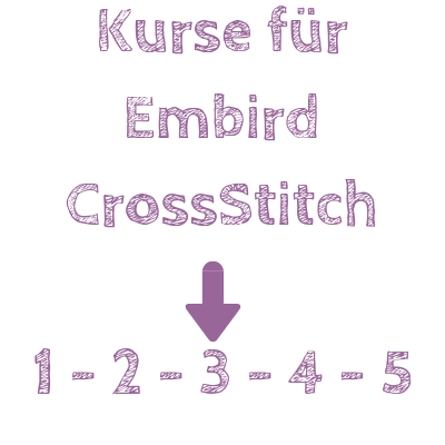 Embird CrossStitch Kurse